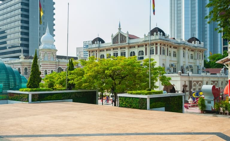 La raffinée Kuala Lumpur