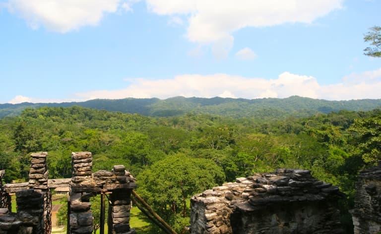 Sur les traces des Mayas du Chiapas