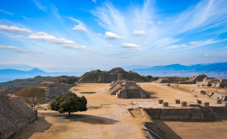 Monte Alban, centre du monde Zapotèque !