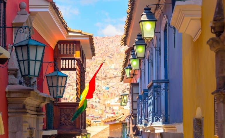 Arrivée en Bolivie