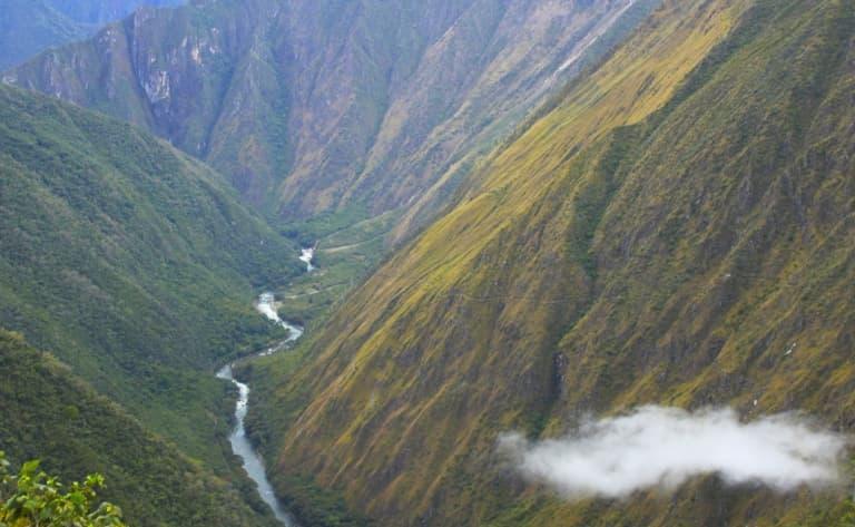 Des cols et des vallées