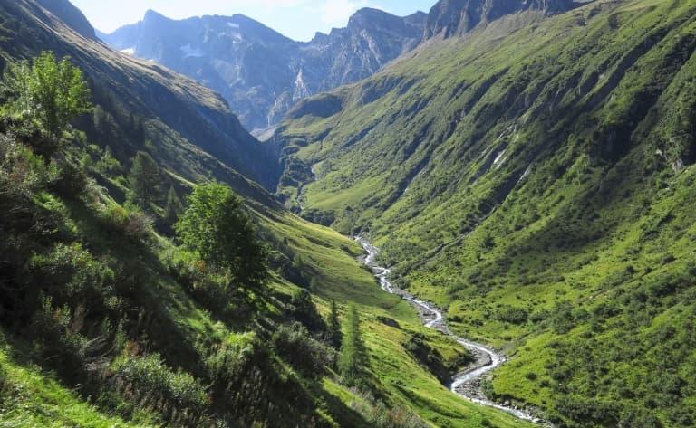 Randonnée pédestre guidée à la vallée de la Fautaua