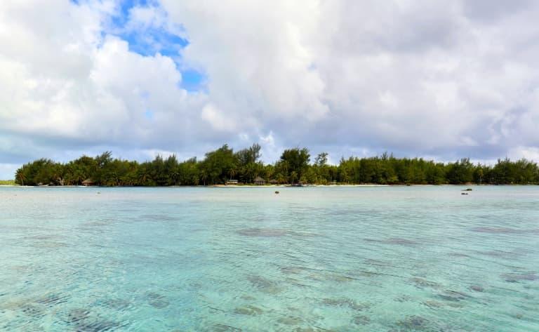 Tour de l'île Vanille en 4x4 et en bateau