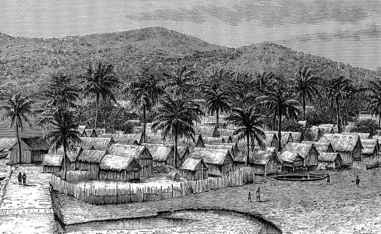 Sur les pas de Gauguin et de Brel