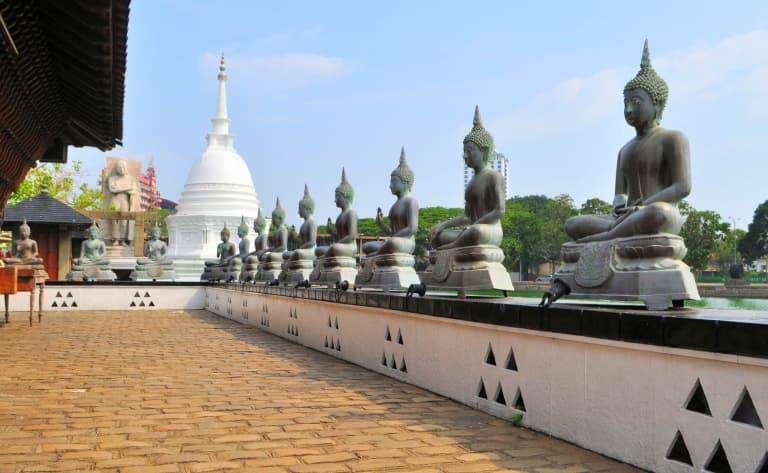 Visite de Colombo