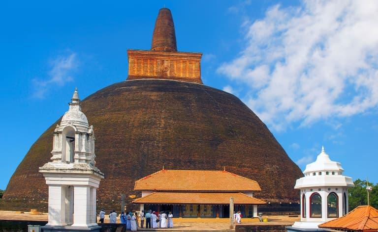 Visite de la plus ancienne capitale du Sri Lanka