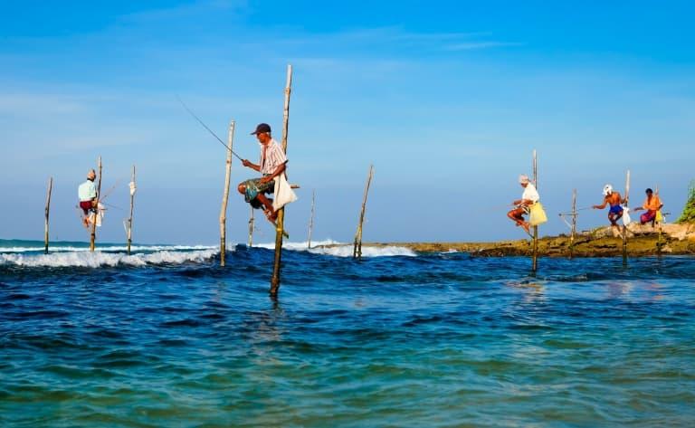 Entre port et pêcheurs il n'y a qu'un pas…