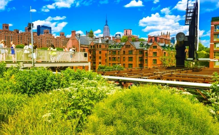 Architecture et Art New Yorkais