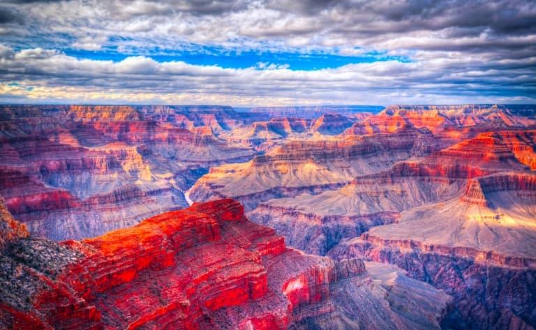 Las Vegas-Grand Canyon en hélicoptère (Grand Celebration Tour)