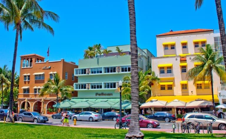 Le Quartier Art Deco et South Beach