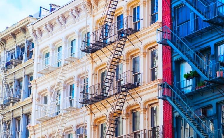 Quartiers de Soho, Tribeca, Greenwich