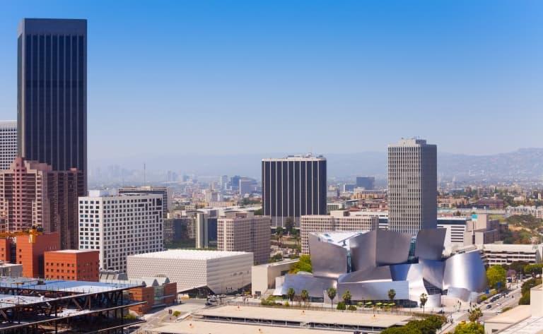 Journée de découverte de Los Angeles