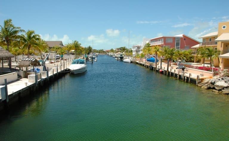 Route vers Key Largo