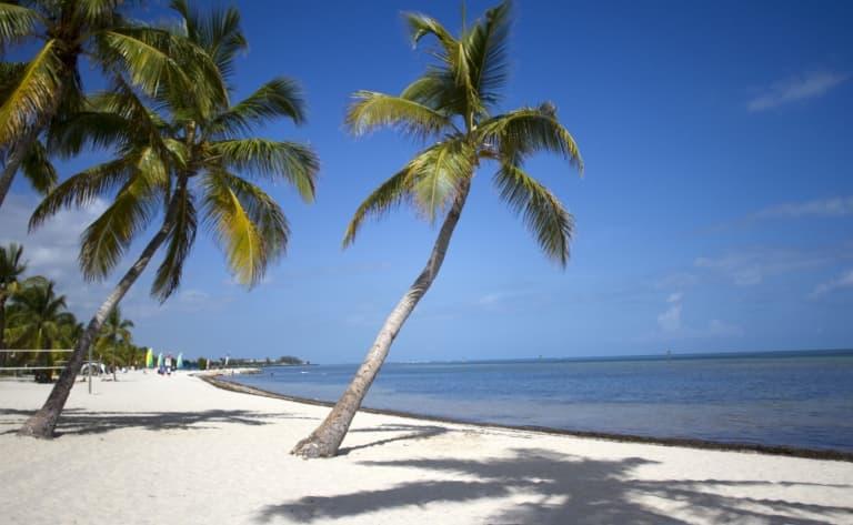 Route vers Key West (260km)