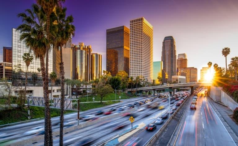 Surprenante Los Angeles