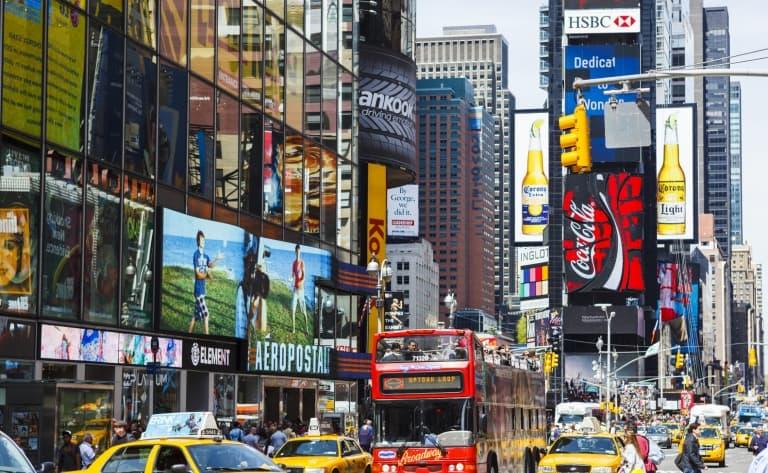 Times Square, Broadway et Central Park : promenez-vous dans des lieux mythiques