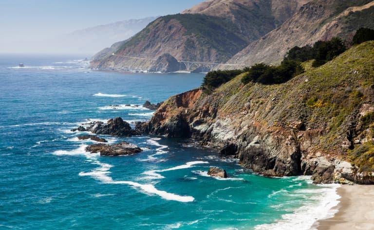 Visite de Carmel et Monterey