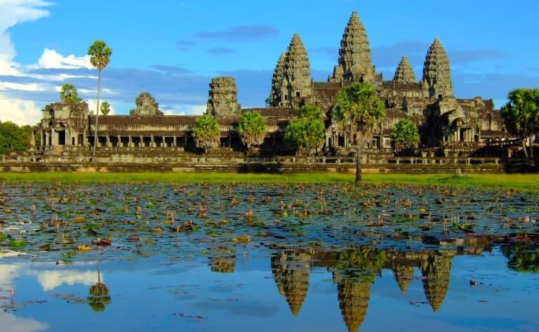 Bienvenue à Angkor