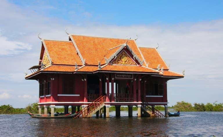 Angkor et son atmosphère lacustre !