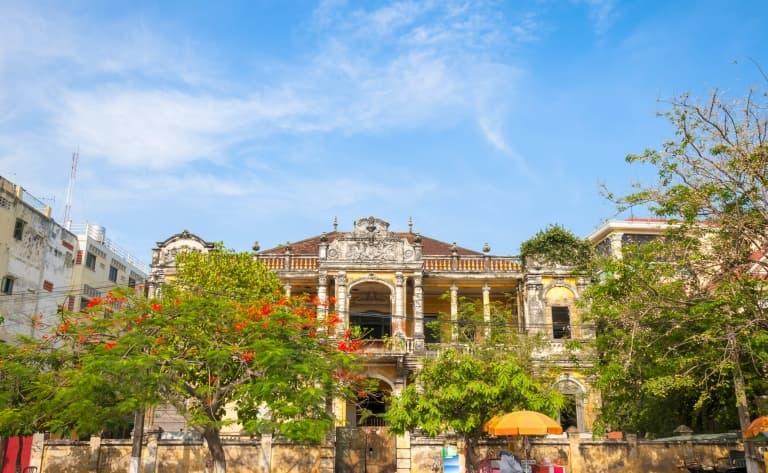 Phnom Penh en liberté