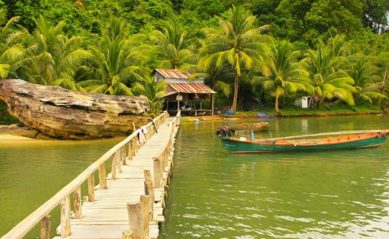 Cap sur Sihanoukville