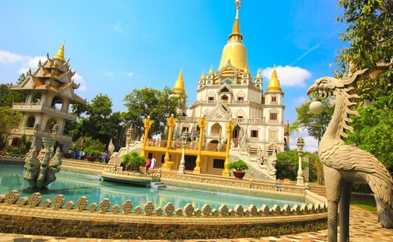Saigon entre tradition et modernité