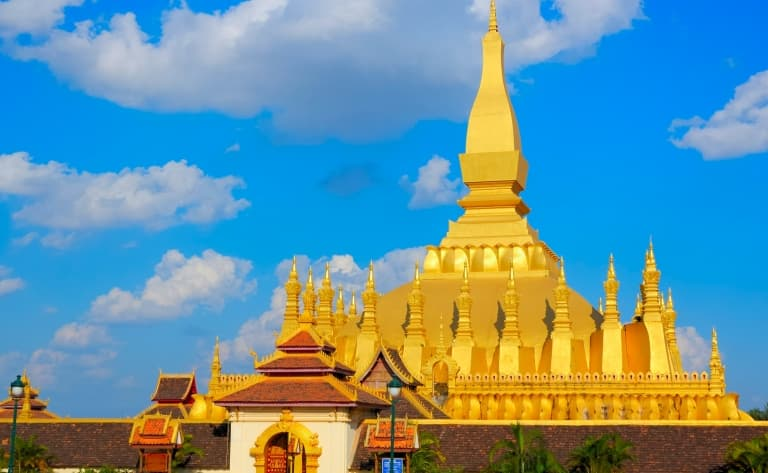 Flâneries dans Luang Prabang