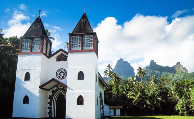 Ua Pou, l'île cathédrale