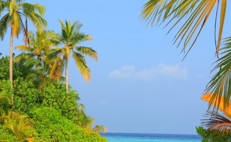Cap vers les Maldives