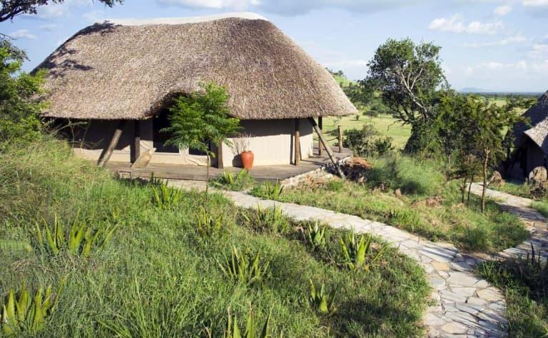 Hotel Grumeti Game Reserve