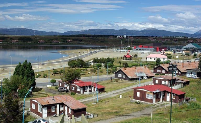 La ville la plus australe du monde