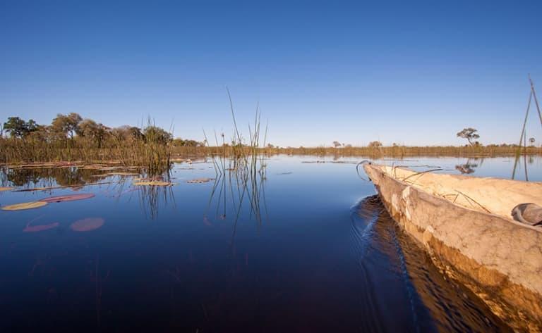 A la découverte de l'Oklanvango
