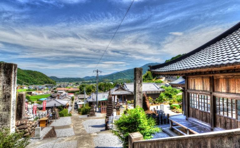 L'île de Shikoku