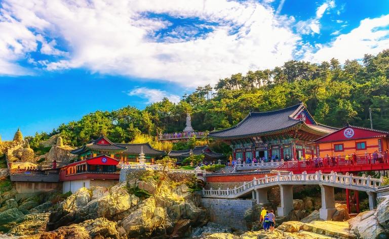 Escapade en Corée du Sud !