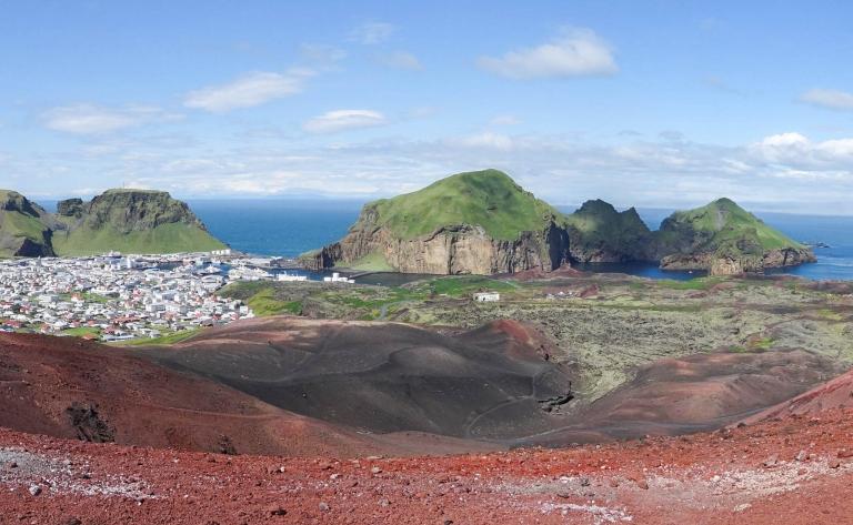 Les îles Vestmann : au pays des volcans