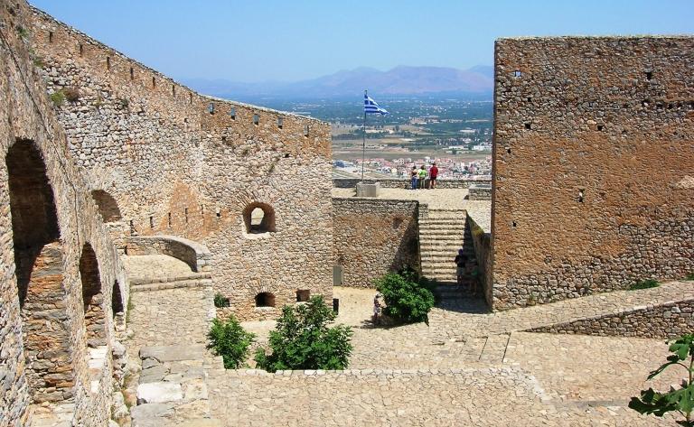 Epidaure, Mycènes et palamède