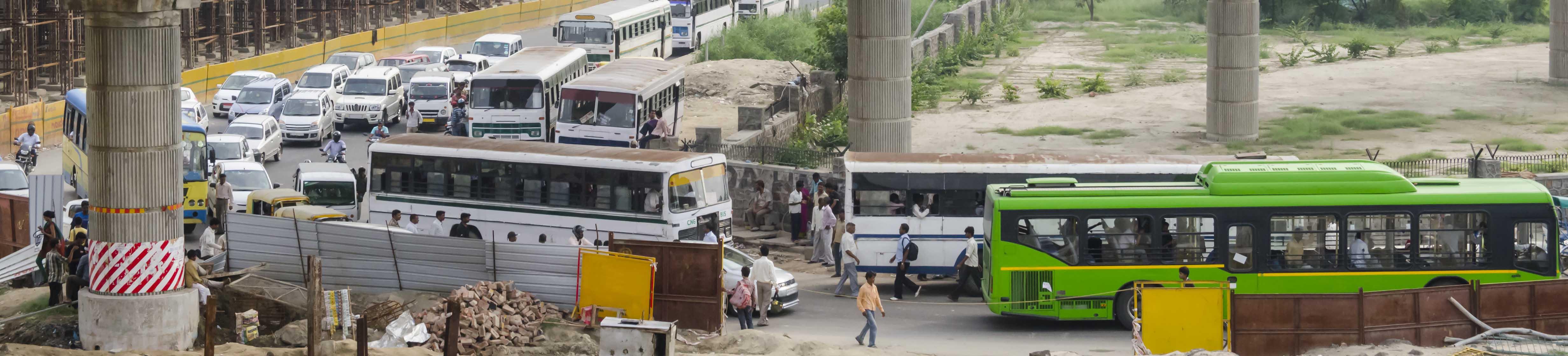 Transports en commun Inde: tous savoir sur les bus, les trains et les rickshaw dans ce pays tellement éloigné de la France