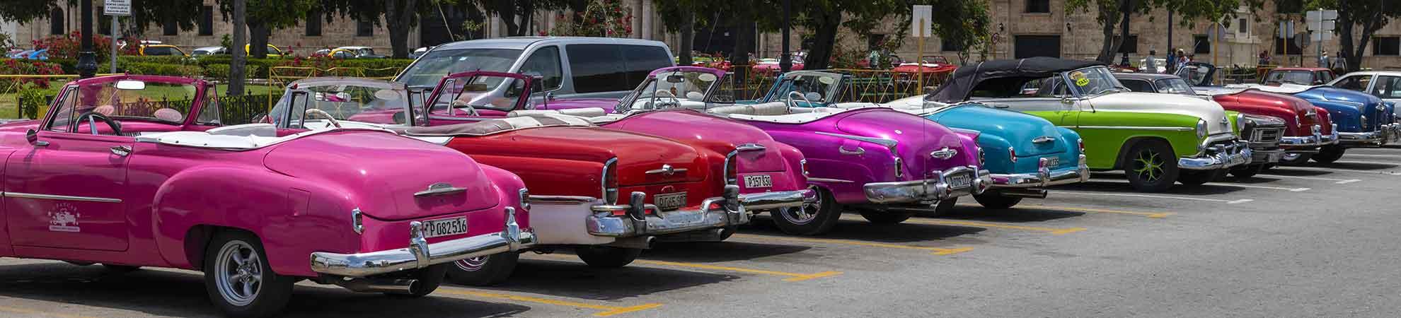 Transport Cuba