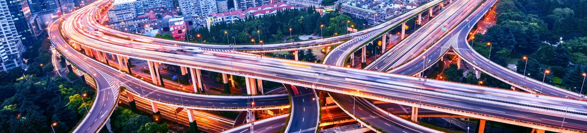 Le transport dans un pays immense comme la Chine