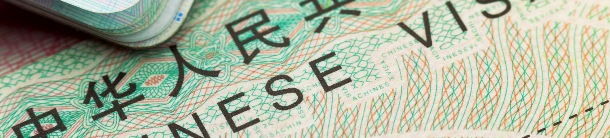 Formalités et visa pour un pays tel que la Chine