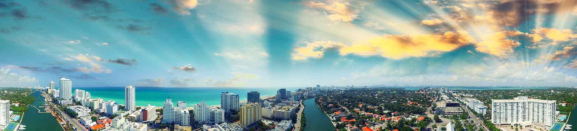 Voyage New York - Miami